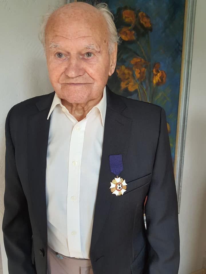 Pauliui Matuzevičiui 95 – eri !