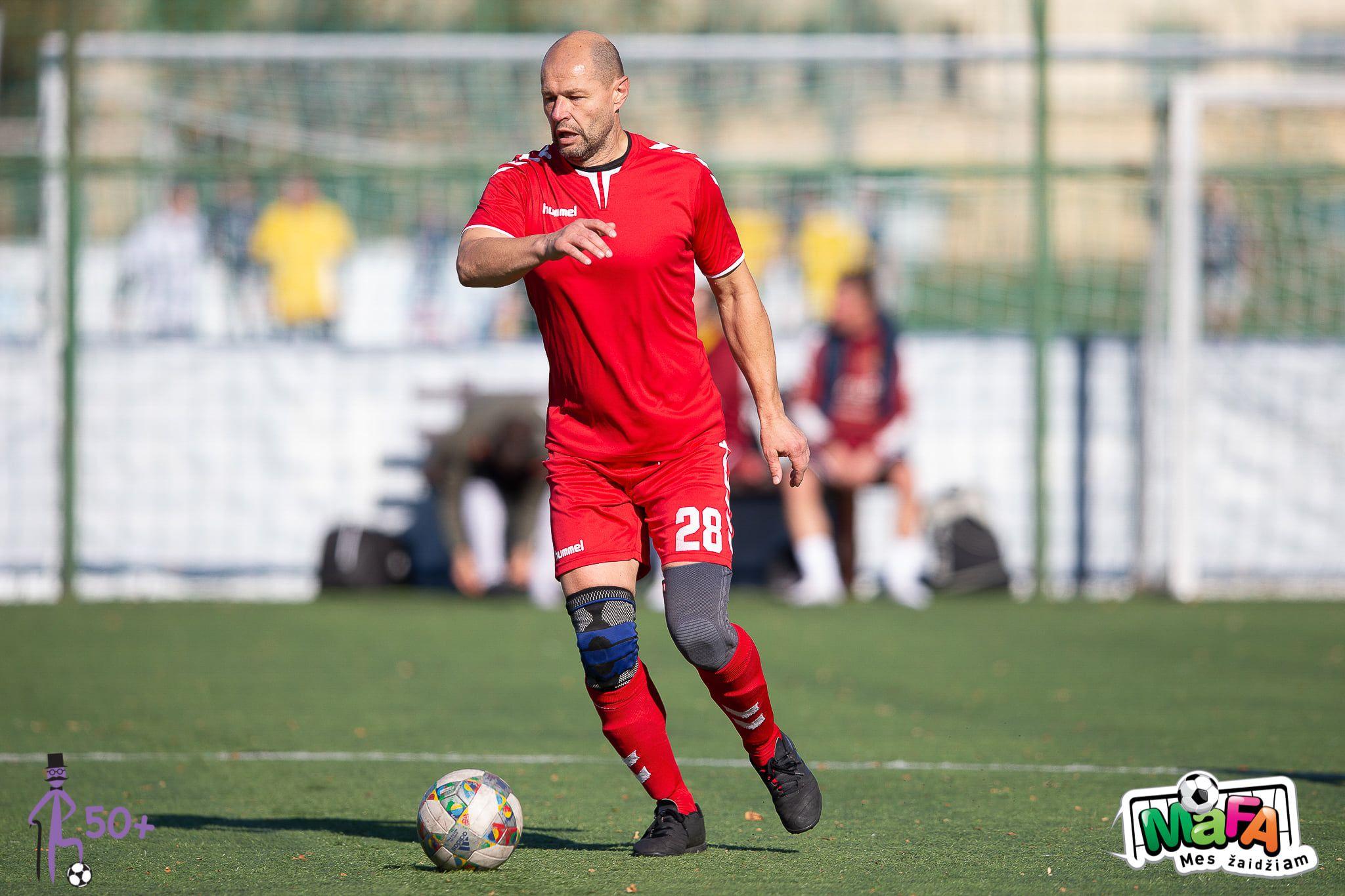 Lietuvos futbolo veteranų 50+ čempionatas