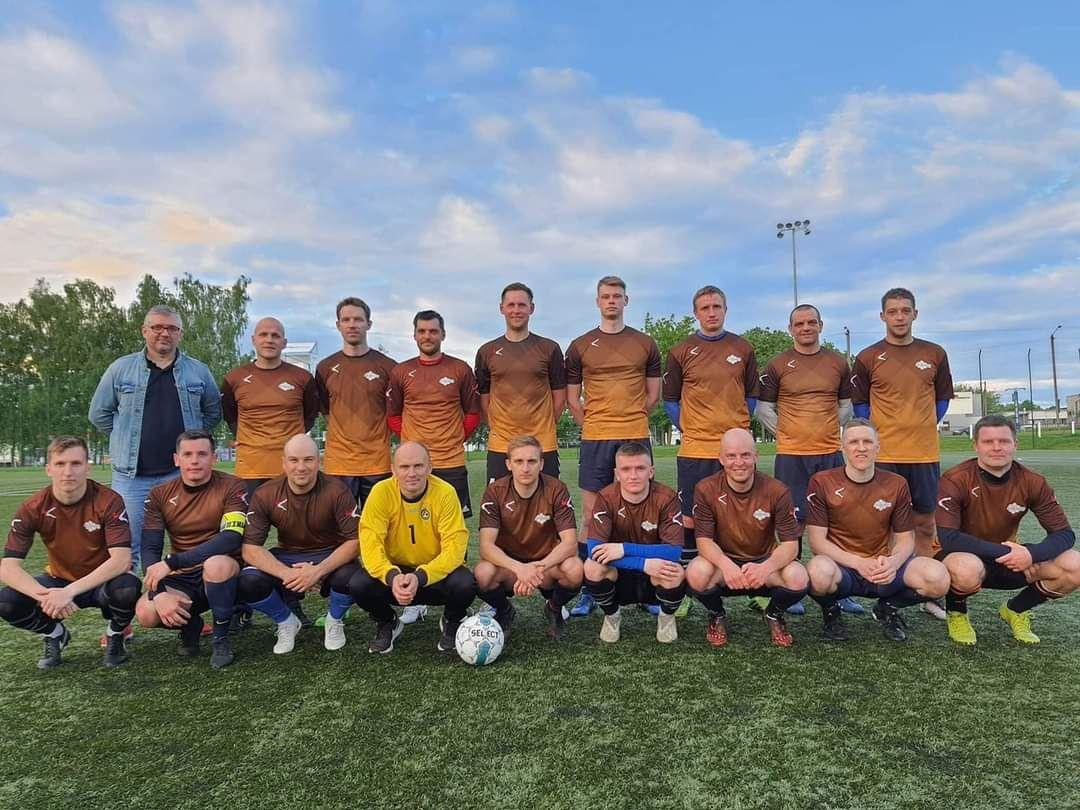 "2021  m.  LFF  III lygos PAFF pirmenybės ""Komex "" taurei laimėti"