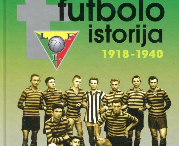 Futbolo istorijos knygą išleidęs treneris Algirdas Klimkevičius